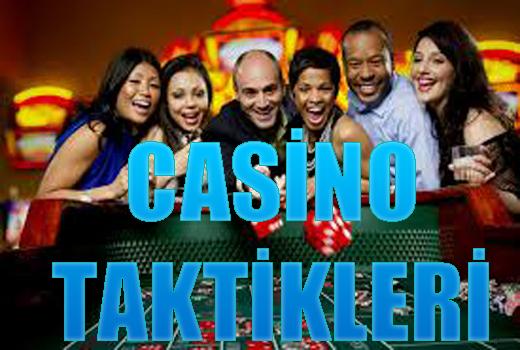 Casino taktikleri – Blackjack Oynama Taktikleri