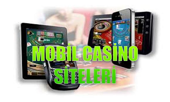 mobil casino siteleri, Mobil casino siteleri oyunları, Mobil casino oyunları