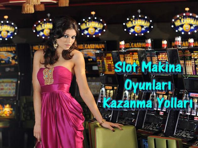 Kollu Casino Slot Makina Oyunları Kazanma Yolları